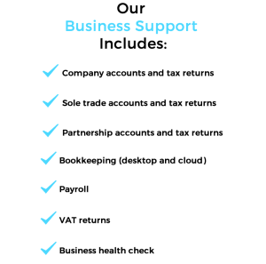 business support mobile