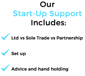 start up support poole mobile